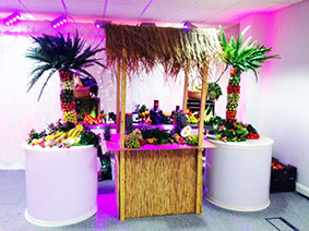Smoothie & Juice Bar for Party and Event Hire in Liverpool